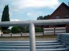 Weidetor Modell Jumbo - Extra schwere Ausführung