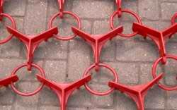 Wieseneggen-Ersatznetze mit Kombistern